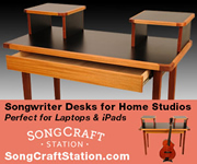 Organize Your Work and Enhance Your Creativity with these Handmade, Beautiful Studio Desks - Made for YOU